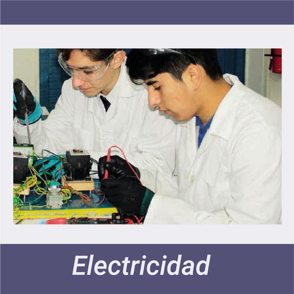 Admisión LIA Electricidad